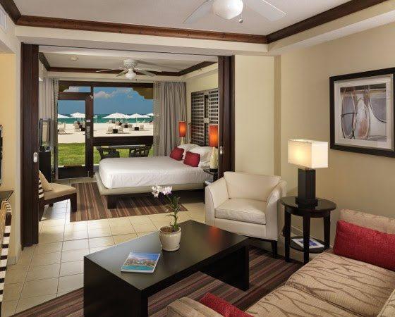 отель на Карибских островах