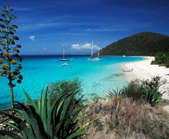Карибы пляж