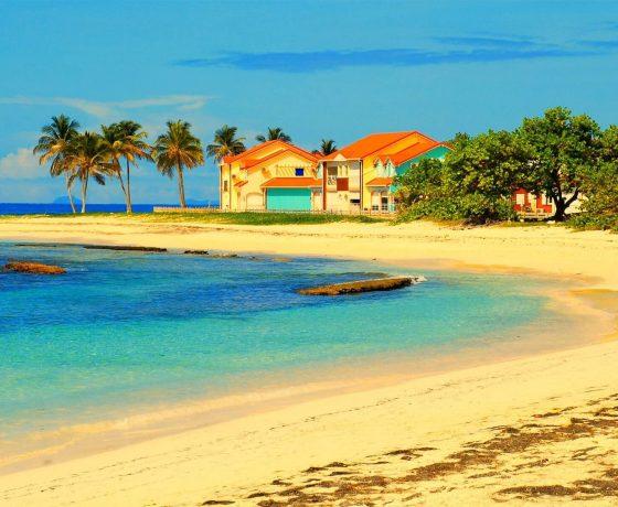 карибские острова Гваделупа фото