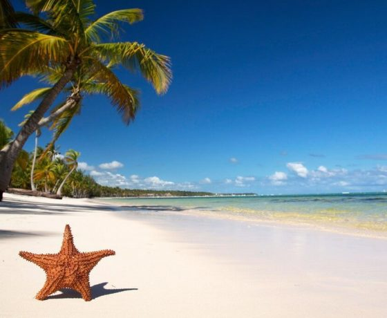пляж доминикана фото