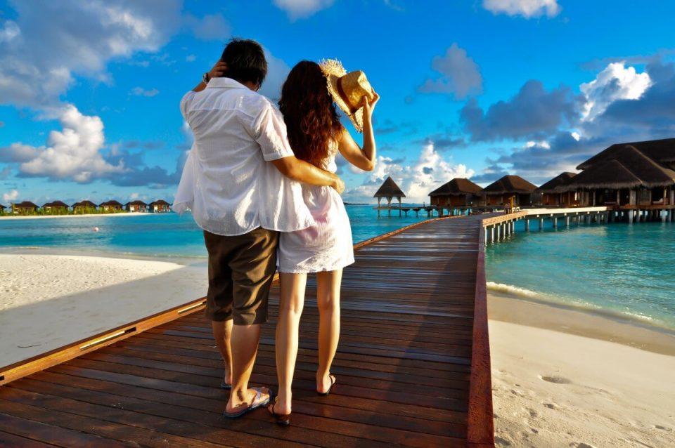 медовый месяц за границей фото
