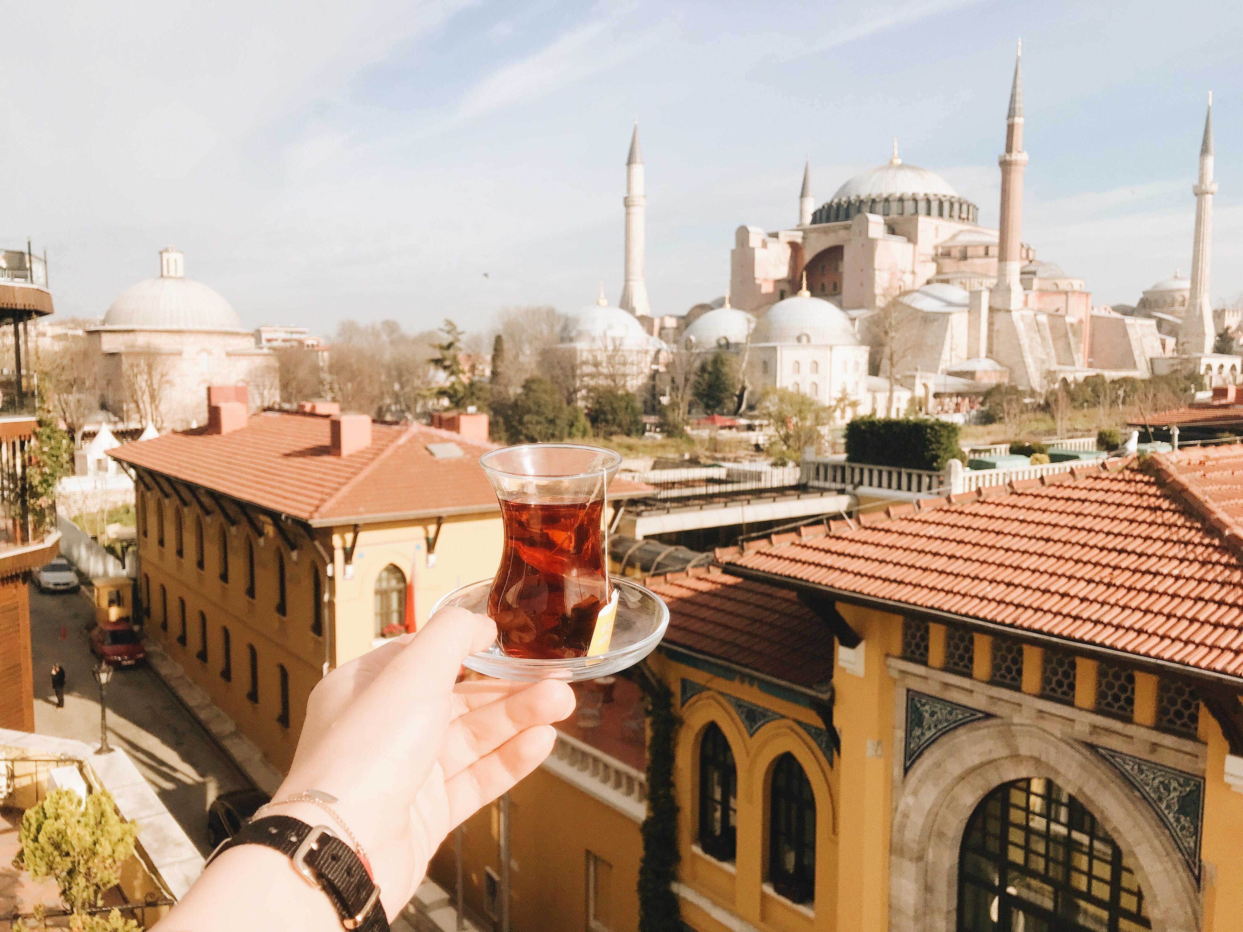 Маршруты экскурсий по Стамбулу